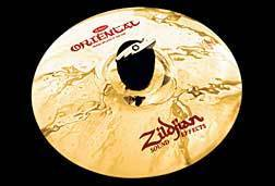 "ZILDJIAN ORIENTAL TRASH 9"" SPLASH"