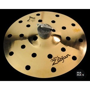 "ZILDJIAN A CUSTOM EFX 10"" SPLASH"
