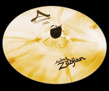 "ZILDJIAN A CUSTOM 15"" CRASH BRILLIANT"