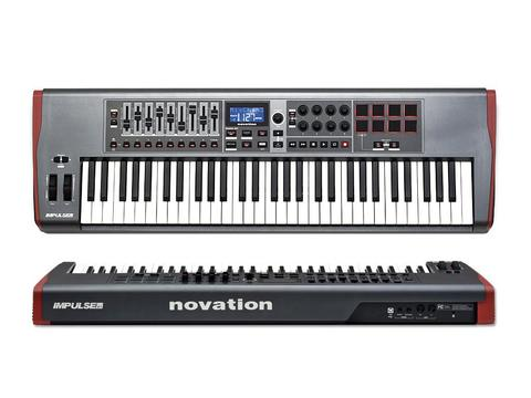 NOVATION IMPULSE 61 SPEDIZIONE INCLUSA