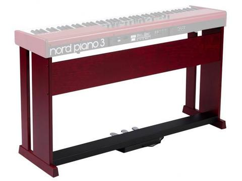 NORD WOOD KEYBOARD STAND SPEDIZIONE INCLUSA
