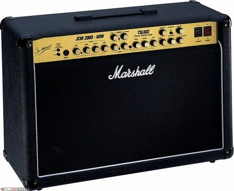 MARSHALL TSL602 JCM2000 60 Marshall JCM2000 TSL602 60W