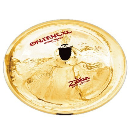 "ZILDJIAN ORIENTAL CHINA TRASH 16""   - Caltagirone (Catania)"