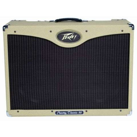 PEAVEY CLASSIC 50 212 TWEED MADE IN USA