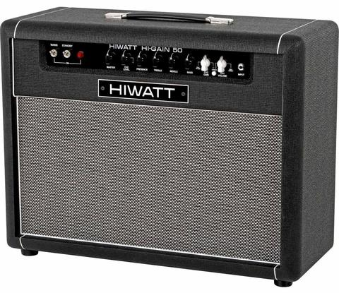 HIWATT HGS50C HI GAIN SERIES