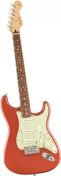 FENDER PLAYER STRATOCASTER PF FIESTA RED LIMITED EDITION