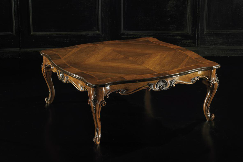Tavolo Da Salotto In Stile.Tavolino Da Salotto Stile Barocco Acquedolci Messina