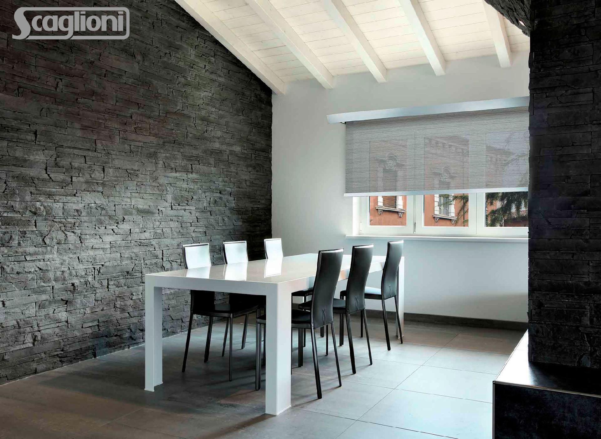 Tende a rullo scaglioni s 106 acquedolci messina for Componenti d arredo moderni
