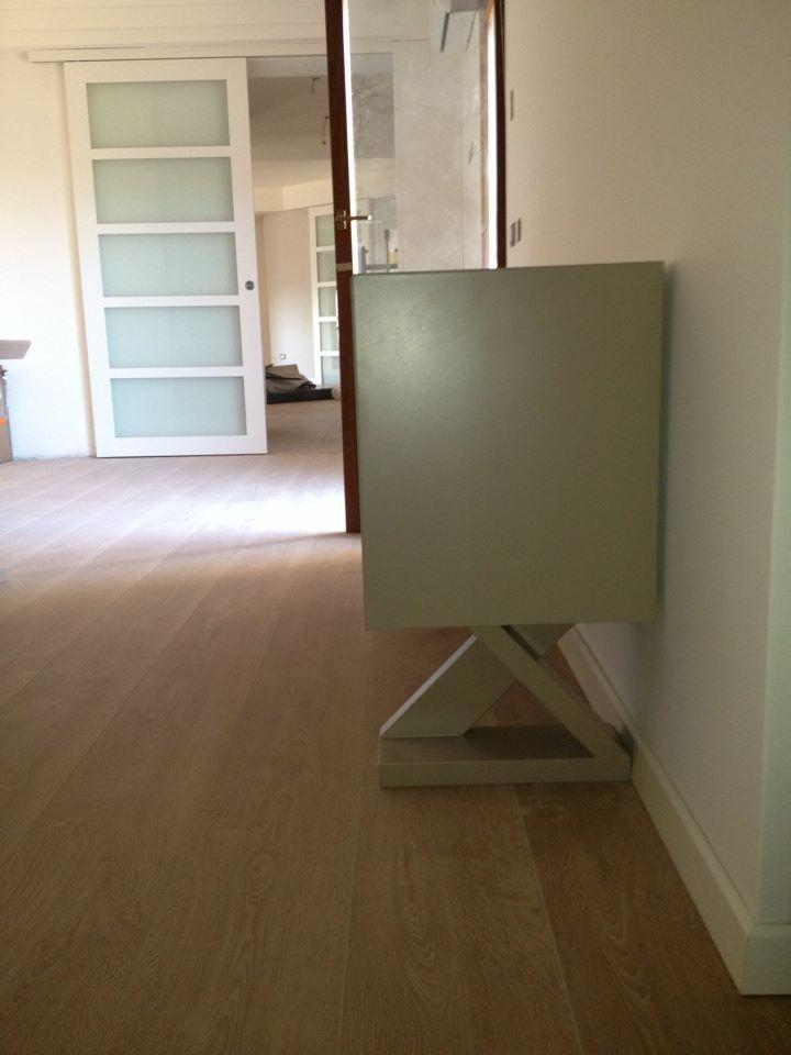 Porta scorrevole laccata con vetro opale caltagirone catania - Porta vetro scorrevole prezzo ...