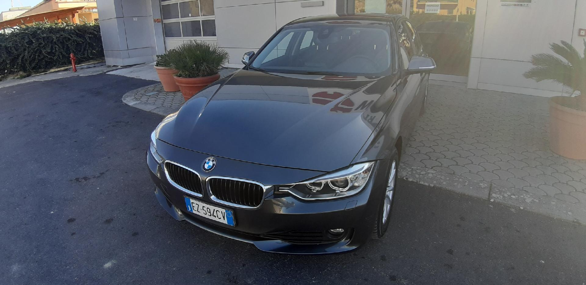 BMW Serie 3 318d business automatic Diesel