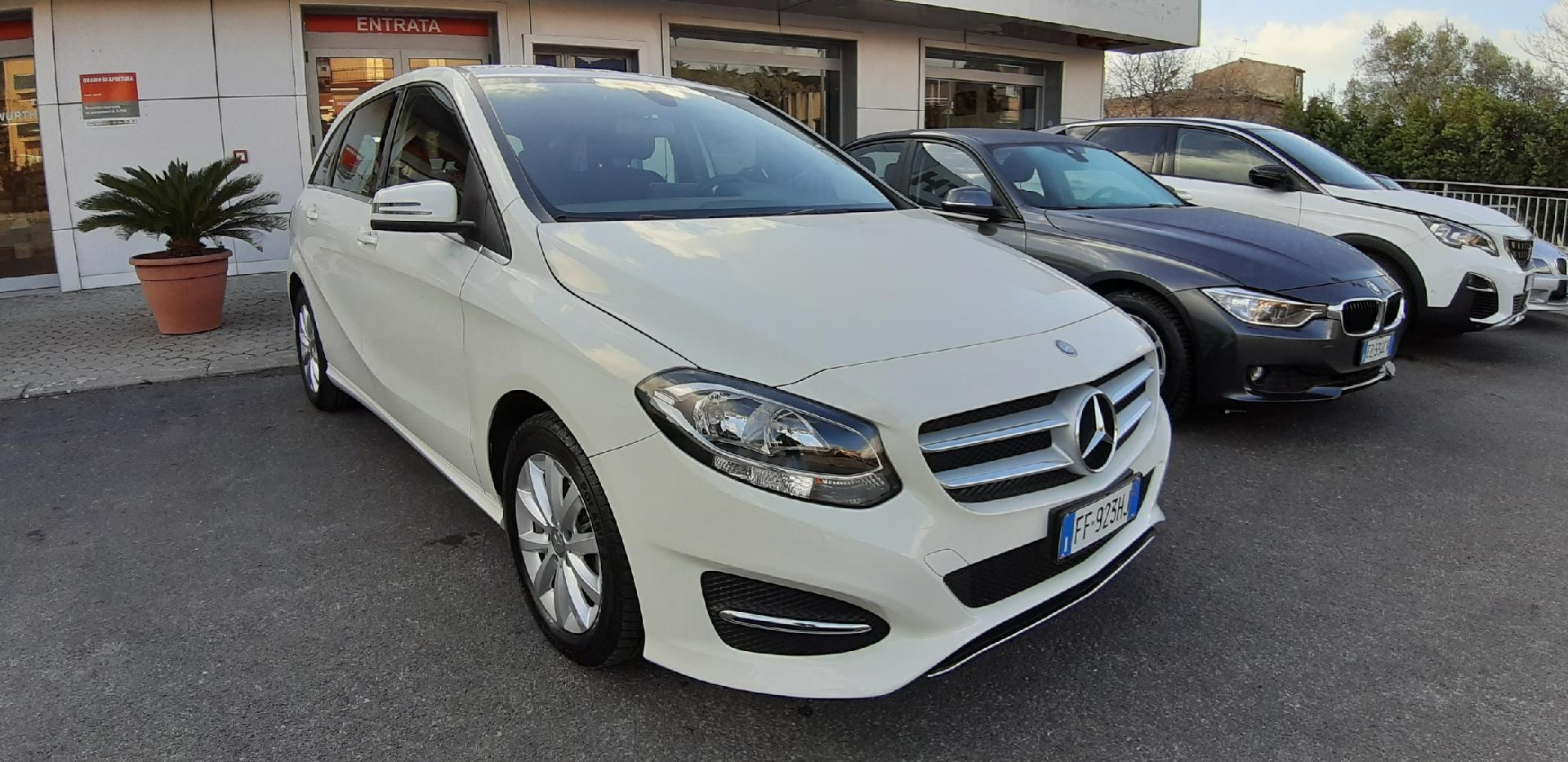 Mercedes-Benz B 180 cdi business automatic  ***venduta** Diesel