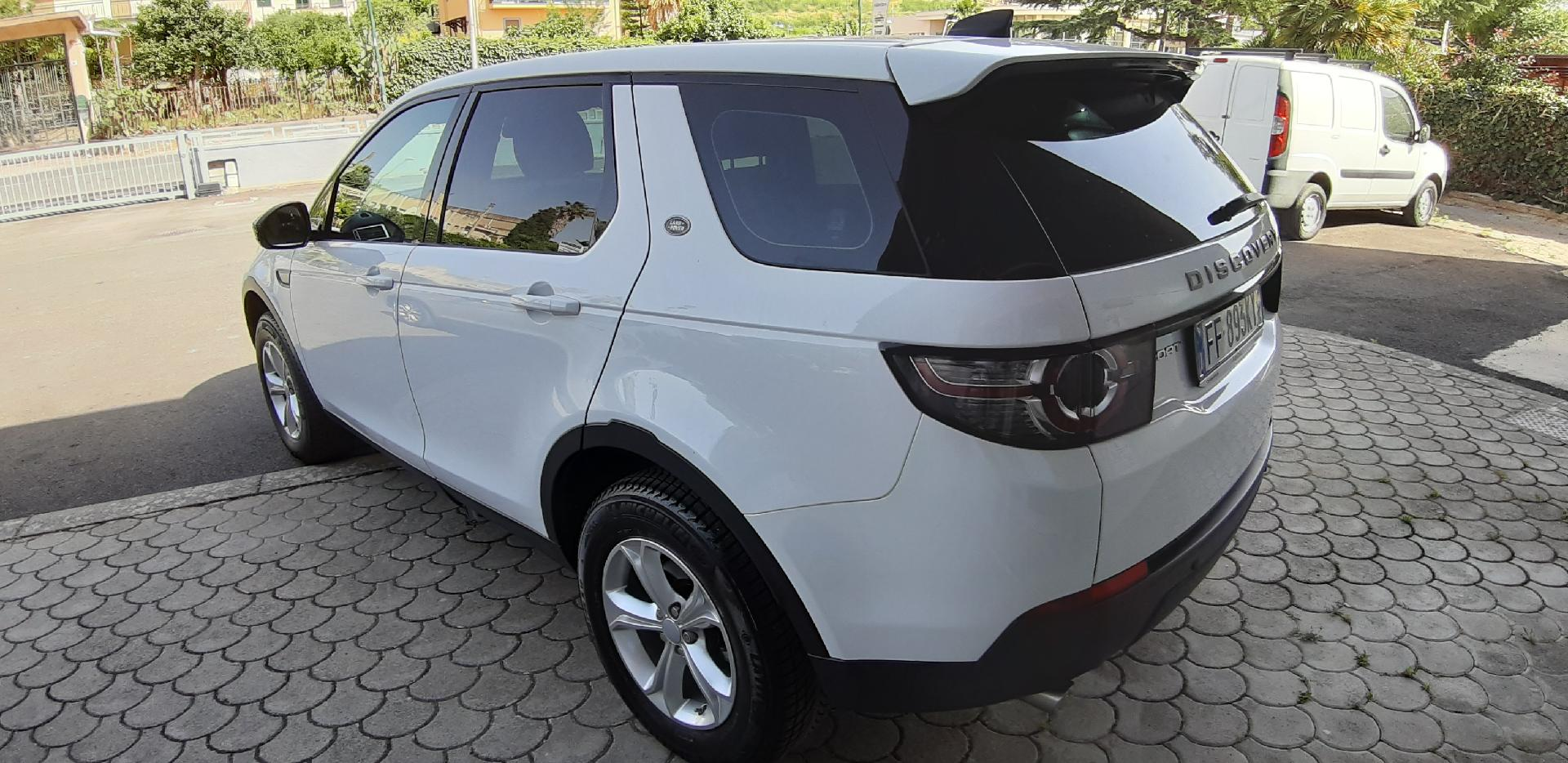 Land Rover Discovery SPORT AWD 150CV  Diesel
