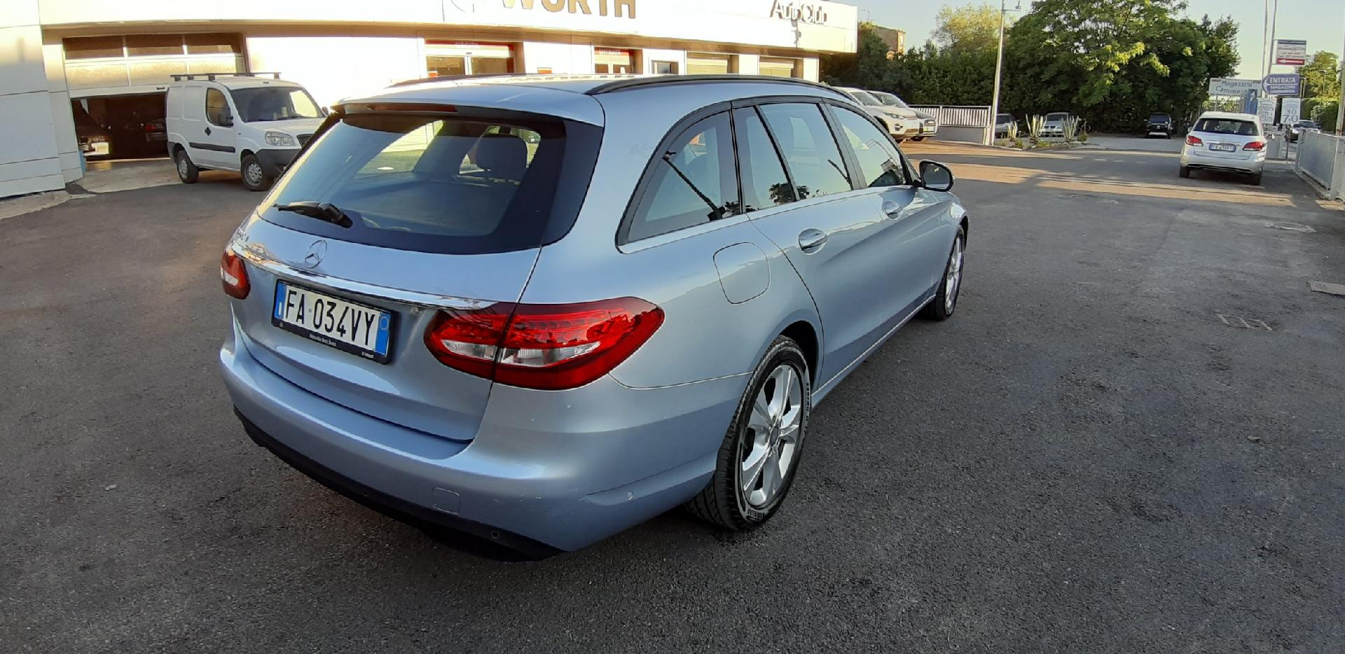 Mercedes-Benz C220 CDI EXECUTIVE 170cv Diesel