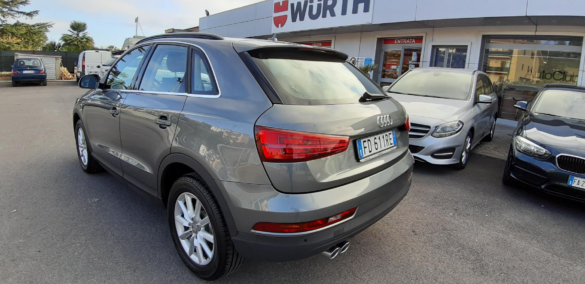 Audi Q3 2.0 TDI 150CV BUSINESS Diesel