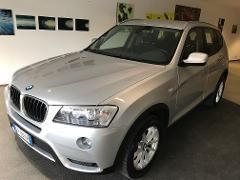 BMW X3 18d s drive  Diesel