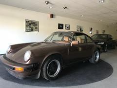 Porsche 911 3.0 sc sportomatic  Benzina