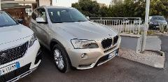BMW X3 S drive 18d full navi xeno  Diesel