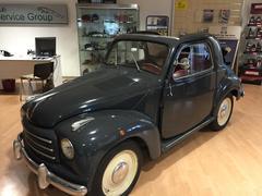 Fiat 500C topolino Benzina