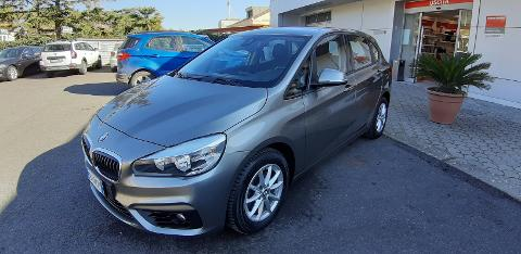 BMW 218 216d ACTIVE TOURER ADVANCE ***VENDUTA*** Diesel
