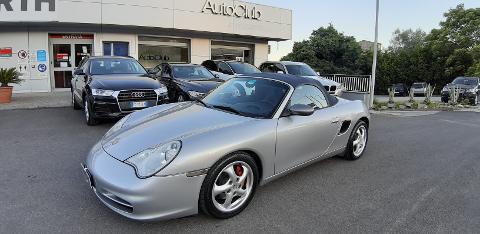 Porsche Boxster S 3.2 ***VENDUTA*** Benzina