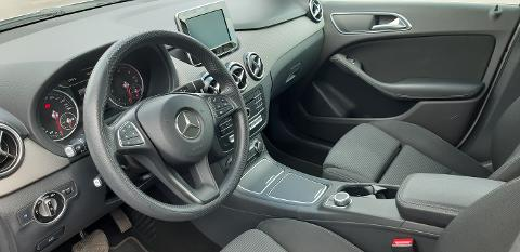 Mercedes-Benz B 180 cdi business automatic  Diesel