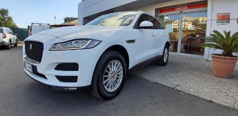 Jaguar F-PACE 2.0 180cv awd full ***VENDUTA*** Diesel