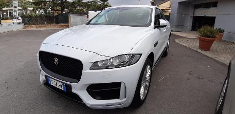 Jaguar F-PACE 2.0 SPORT BLACK PACK 180CV AWD **VENDUTA** Diesel