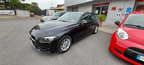 BMW Serie 3 d touring automatic Diesel