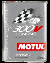 OLIO MOTUL 300V CHRONO 10W/40 cf 2 lt