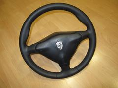 volante con airbag tre razze porsche