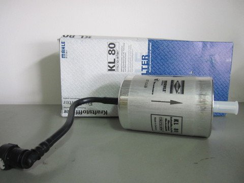FILTRO CARBURANTE MAHLE/MANN KL80 O