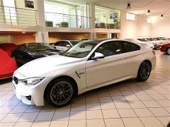 BMW M4 Coupé    POSS. DI LEASING Benzina