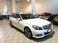 Mercedes-Benz C 220 CDI S.W. BlueEFFICIENCY Avantgarde Diesel