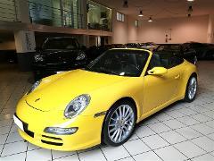 Porsche 911 997 Carrera S Cabriolet Benzina