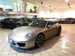 Porsche 911 Cabriolet 3.4 Carrera Cabriolet Benzina
