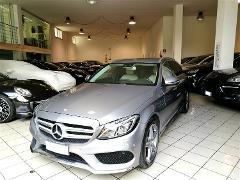 Mercedes-Benz C 250 d S.W. Automatic Premium Diesel