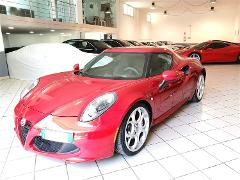Alfa Romeo 4C 1750 TBi First Edition Benzina
