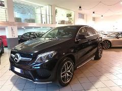 Mercedes-Benz GLE 350 CDI d 4Matic Coupé Premium Diesel