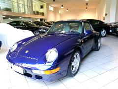 Porsche 911 993 carrera Coupe' Benzina