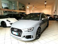 Audi S3 RS3 SPB 2.5 TFSI quattro S tronic Benzina