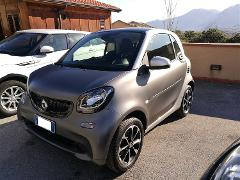 Smart Nuova Fortwo Coupe 70 1.0 twinamic Passion Benzina