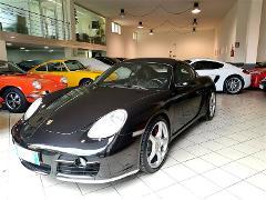 Porsche Cayman S Benzina