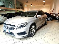 Mercedes-Benz GLA 45 AMG 4matic  Benzina