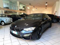 BMW M4 coupe' Benzina