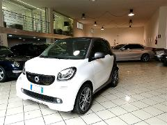 Smart Nuova Fortwo Coupe Brabus fortwo  0.9 Turbo twinamic Xclusiv Benzina