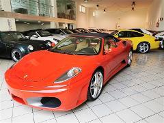 Ferrari F430 Spider F1 Benzina