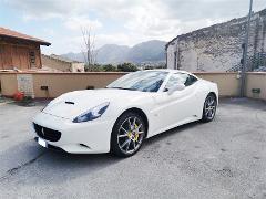 Ferrari California  Benzina