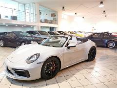 Porsche 911 Carrera 992 S Benzina