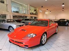 Ferrari 550 Maranell  Benzina