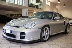Porsche 911 996 GT2 Prima Vernice ALL FIRST PAINT.INTROVABILE Benzina